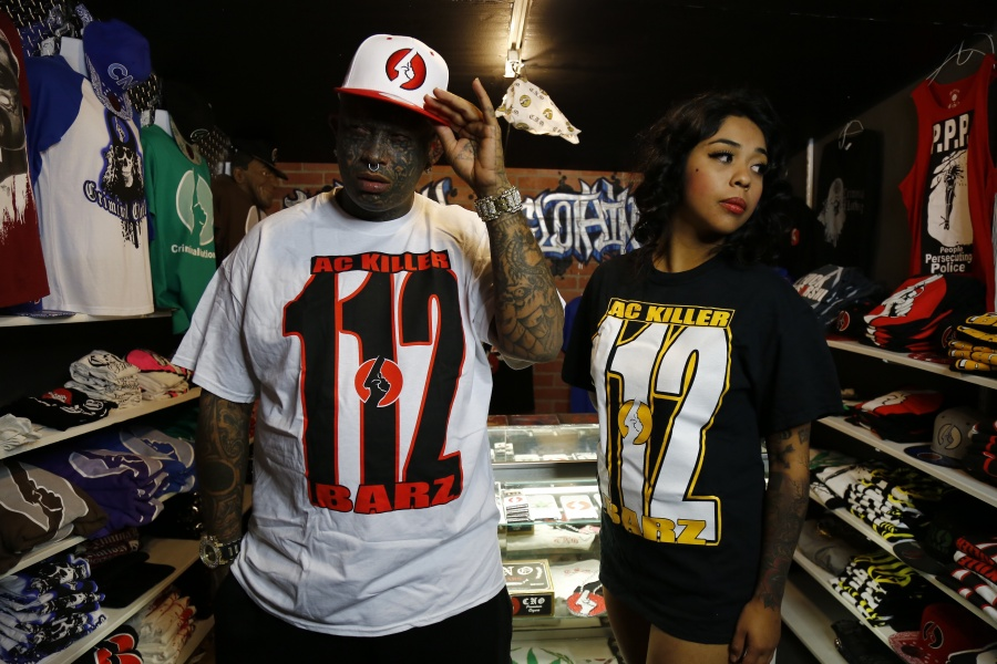 AC Killer 112 Barz Shirts Available in (White or Black) CNO Red and White Hat